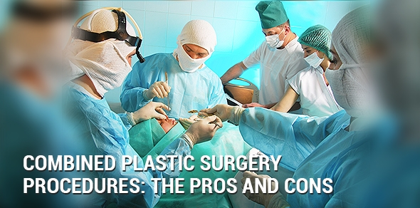 Combined plastic surgery in Toronto