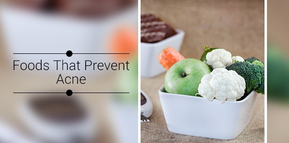 Foods that prevent acne - Fairview laser clinic