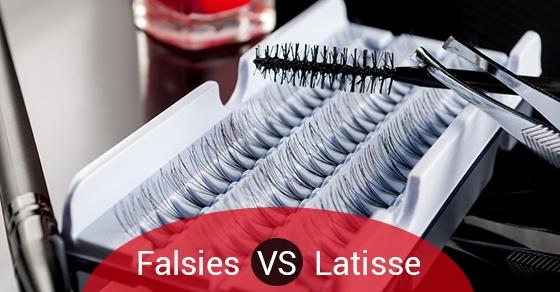 Falsies VS Latisse - Fairview Laser Clinic