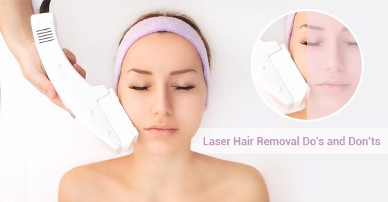 Laser-Hair-Removal-Do's-and-Don'ts
