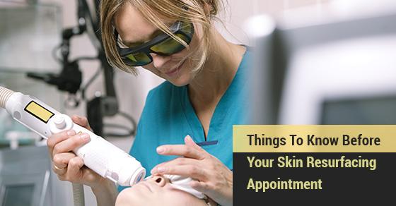 Skin resurfacing treatments Toronto