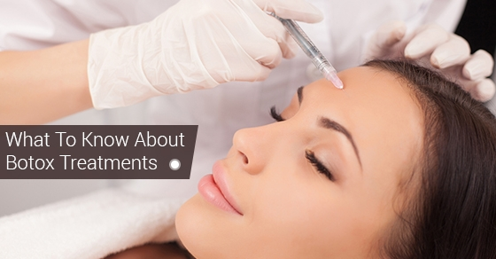 What To Know About Botox Treatments