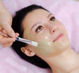 women getting chemical peel in toronto