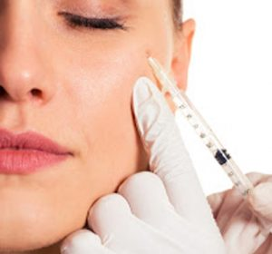 Radiesse cosmetic skin treatment